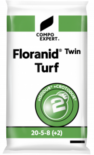 Floranid® Twin Turf 20-5-8(+2)