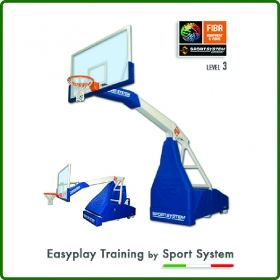 Преносим баскетболен кош Easyplay Training s04113